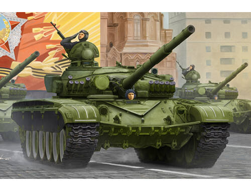 Trumpeter T-72A Mod1983 MBT 1:35 (09547)