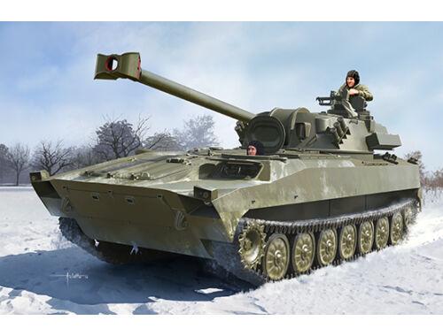 Trumpeter Russian 2S34 Hosta Self-Propelled Howitzer/Motar 1:35 (09562)