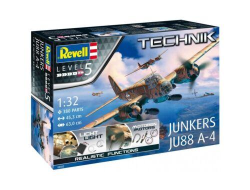 Revell Technik Junkers Ju 88 A-4 1:32 (0452)