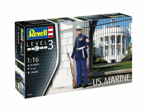 Revell US Marine 1:16 (2804)