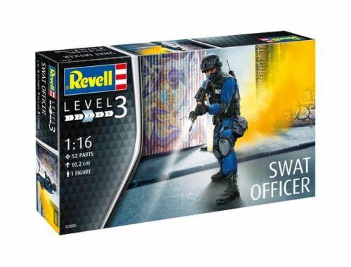 Revell SWAT Officer 1:16 (2805)