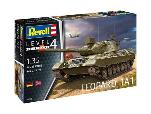 Revell Leopard 1A1 1:35 (3258)
