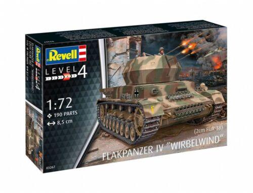 Revell AA Tank IV Wirbelwind 1:72 (3267)