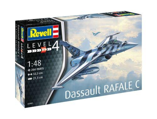 Revell Dassault Rafale C 1:48 (3901)