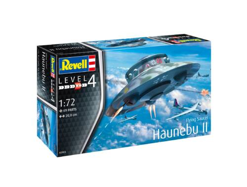 Revell Flying Saucer Haunebu 1:72 (3903)