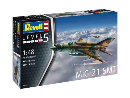 Revell MiG-21 SMT 1:48 (3915)