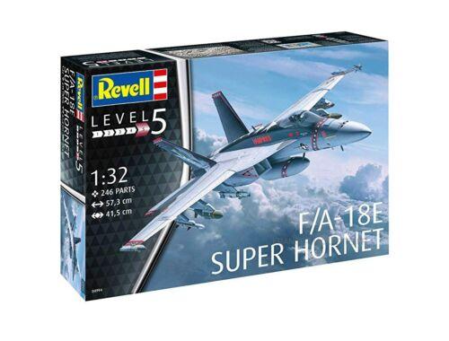 Revell F/A-18E Super Hornet 1:32 (4994)