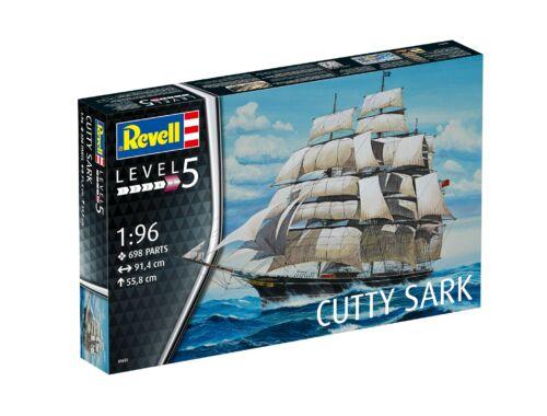 Revell Cutty Sark 1:96 (5422)