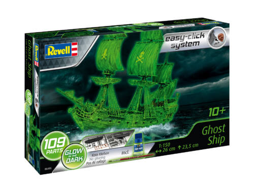 Revell Ghost Ship (incl. night color) 1:150 (5425)