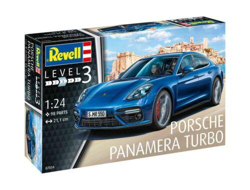 Revell Porsche Panamera Turbo 1:24 (7034)