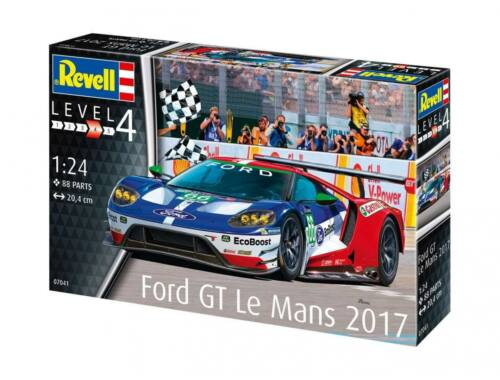 Revell Ford GT Le Mans 1:25 (7041)