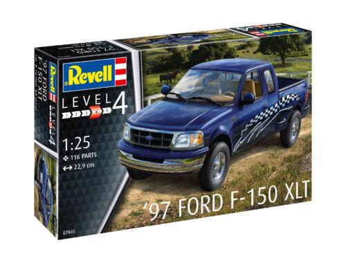 Revell '97 Ford F-150 XLT 1:25 (7045)