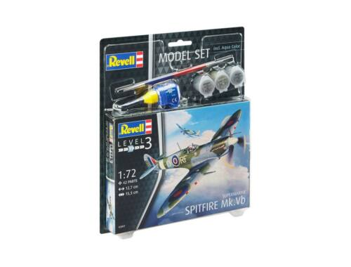 Revell Model Set Spitfire Mk. Vb 1:72 (63897)