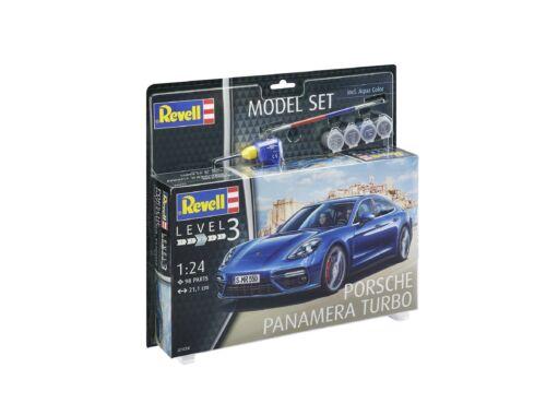 Revell Model Set Porsche Panamera 1:24 (67034)