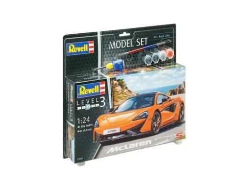 Revell Model Set McLaren 570S 1:24 (67051)