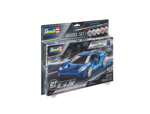 Revell Model Set 2017 Ford Gt 1:24 (67678)