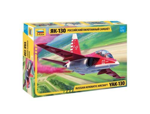 Zvezda YAK-130 Trainer 1:72 (7316)