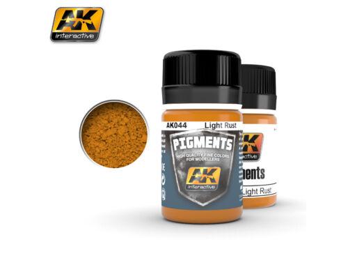 AK Pigments Ligh Rust (világos rozsda) AK044