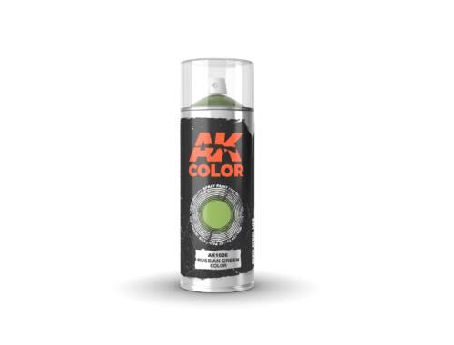 AK Sprays Russian Green color Spray 150ml AK1026