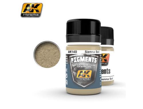AK Pigments Sienna Soil AK140