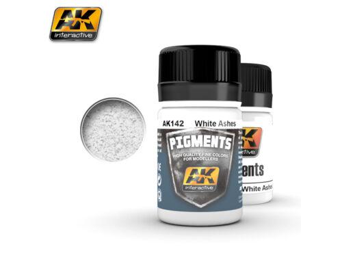 AK Pigments White Ashes (fehér hamu) AK142