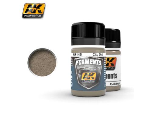 AK Pigments City dirt (városi kosz pigment) AK145