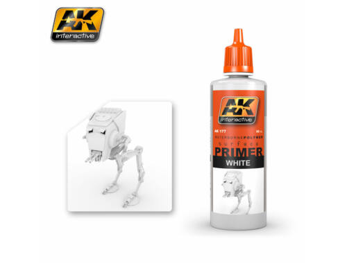 AK Surfacer White Primer (fehér alapozó) AK177