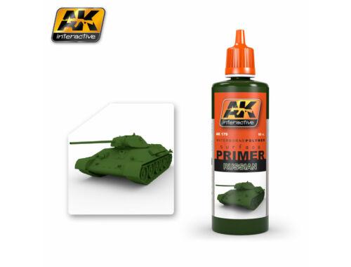 AK Surfacer Russian Primer (orosz alapozó festék) AK179