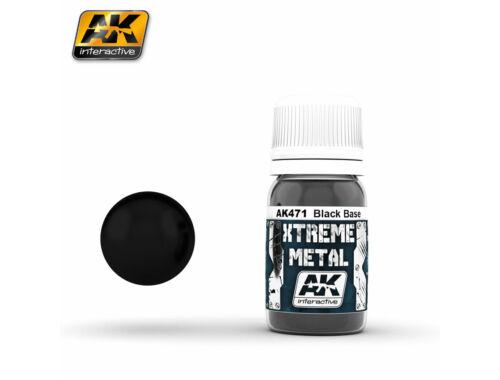 AK Xtreme metal black base AK471