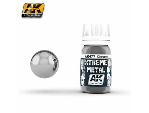 AK Xtreme metal Chrome AK477