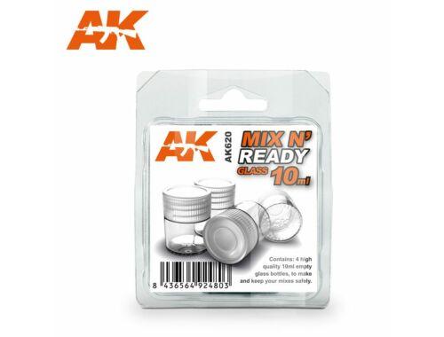 AK Mix ´n ready Glass (10 ml) AK620