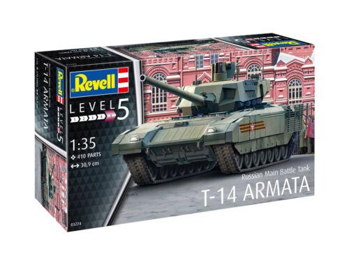 Revell Russian Main Battle Tank T-14 Armata 1:35 (3274)