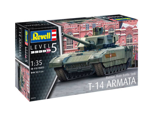 Revell Russian Main Battle Tank T-14 Armata 1:35 (3274)