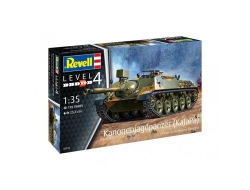 Revell Kanonenjagdpanzer KaJaPa 1:35 (3276)