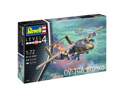 Revell OV-10A Bronco, 1:72 (3909)