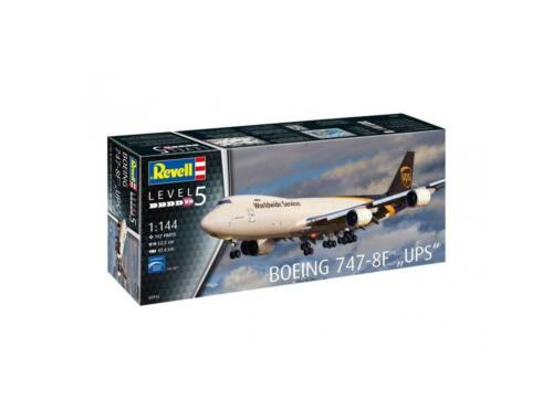 Revell Boeing 747-8F UPS, 1:144 (3912)