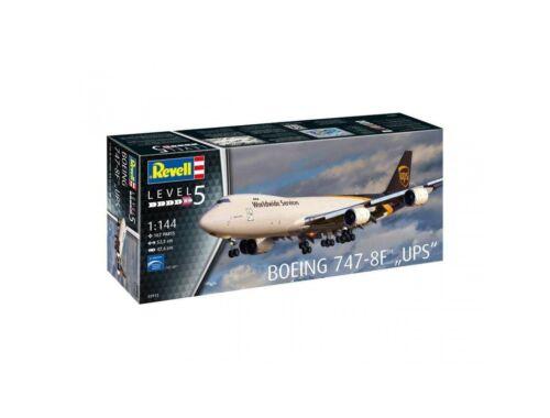 Revell Boeing 747-8F UPS 1:144 (3912)