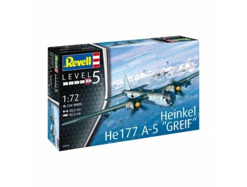 Revell Heinkel He177 A-5 Greif 1:72 (3913)
