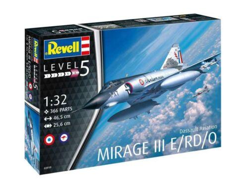 Revell Dassault Mirage III E 1:32 (3919)