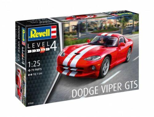 Revell Dodge Viper GTS 1:25 (7040)