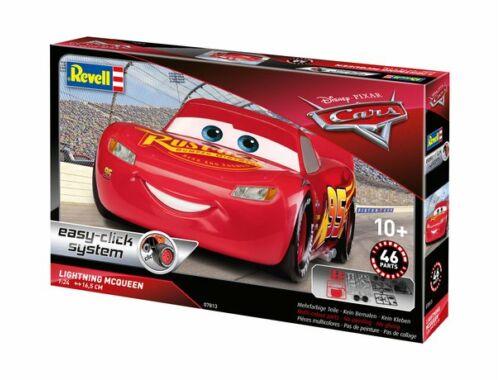 Revell Verdák 3 - Villám McQueen Easy-Click 1:25 (7813)