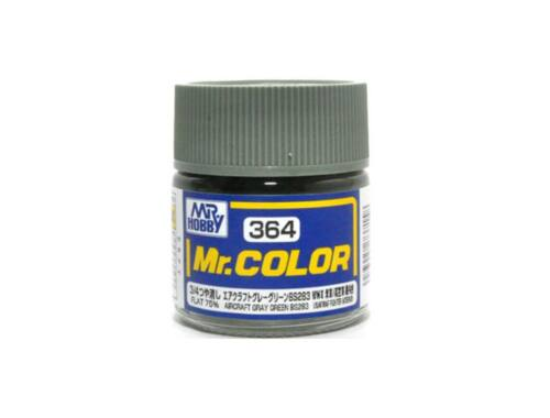 Mr.Hobby Mr. Color C-364 Aircraft Gray Green BS283
