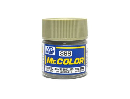 Mr.Hobby Mr. Color C-368 Sky BS381C/210