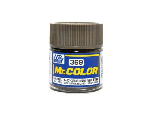 Mr.Hobby Mr. Color C-369 Dark Earth BS381C/450
