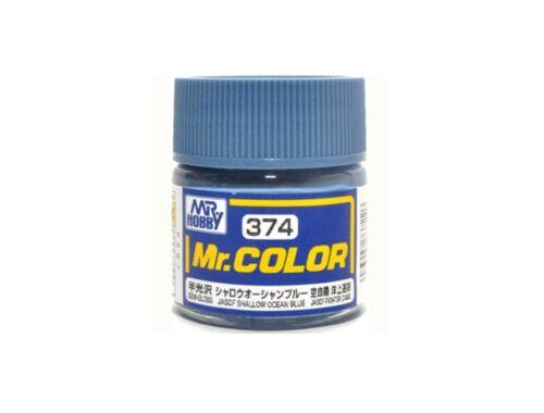 Mr.Hobby Mr. Color C-374 JASDF Shallow Ocean Blue
