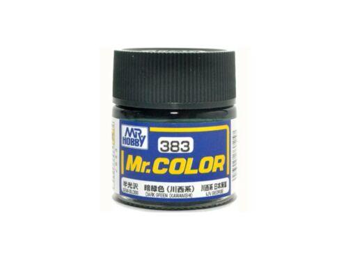 Mr.Hobby Mr. Color C-383 Dark Green (Kawanishi)
