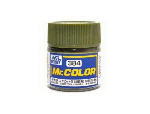 Mr.Hobby Mr. Color C-384 Cockpit Color (Kawanishi)