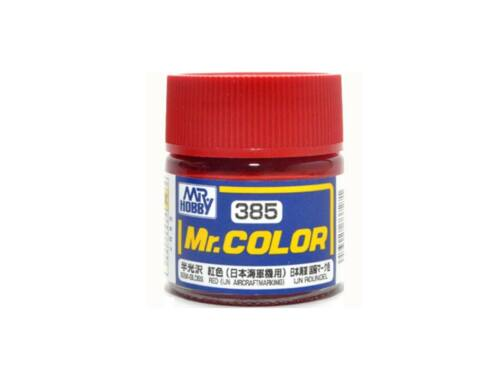 Mr.Hobby Mr. Color C-385 Red (IJN Aircraft Marking)