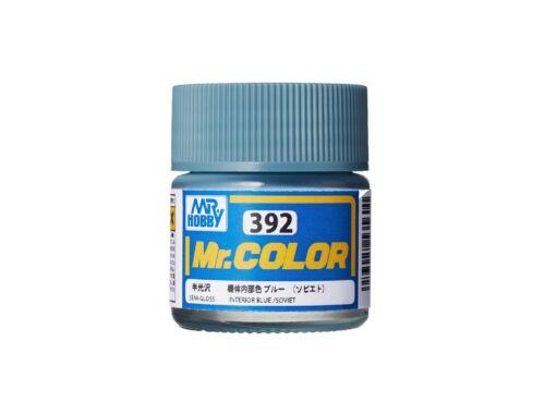 Mr.Hobby Mr. Color C-392 Interior Blue (Soviet)