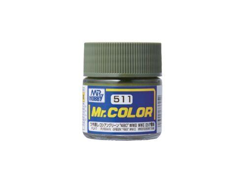 "Mr.Hobby Mr. Color C-511 Russian Green ""4BO"""